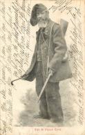 TYPE DE PAYSAN  CORSE ENVOYEE DE SARTENE EN 1902 VOIR LES 2 SCANS - Other Municipalities