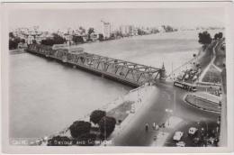 AK - Cairo - Kairo - Bulac Bridge And Corniche - 1940 - Kairo