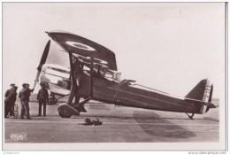 ISTRES  AVION DE RECONNAISSANCE MUREAUX 113 R2 CPA BON ETAT - 1919-1938: Entre Guerres