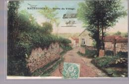 MAURECOURT . Sortie Du Village . - Maurecourt