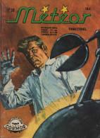 METEOR N° 184 BE AREDIT 09-1972 - Meteor
