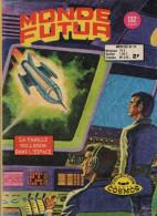 MONDE FUTUR N° 23 BE AREDIT 07-1975 - Arédit & Artima