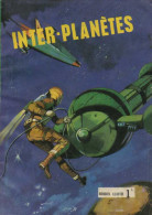 INTER-PLANETES INTER PLANETES N° 21 BE LUTECE 07-1971 - Petit Format