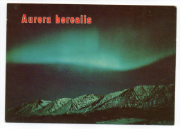 Islande--Aurore Boréale , Cpm