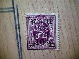 OBP 376 - 1929-1937 Lion Héraldique