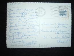 CP OSLOBODENIE SARAJEVO POUR LA FRANCE TP 50 Z OBL.MEC.1965 29 X DUBROVNIK 2 - 1945-1992 République Fédérative Populaire De Yougoslavie