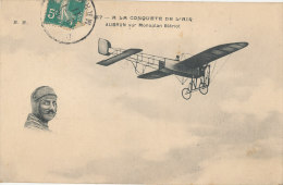 AVIATION // AUBRUN Sur Monoplan Bleriot - Aviatori