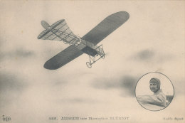 AVIATION // AUBRUN Sur Monoplan Bleriot  ELD 208 - Aviatori