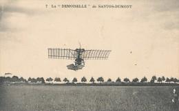 AVIATION // LA DEMOISELLE DE SANTOS DUMONT - Aviatori