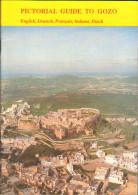 Gozo Comino Neuwertig 31 Seiten 1996 - Reiseführer