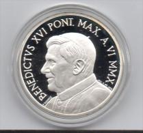 PIA - VATICANO - 2010 : Pontificato Di Papa Benedetto XVI°  - Tiratura 9.998 Pezzi  !!!! - Vaticano (Ciudad Del)
