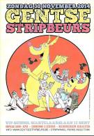 Gentse Stripbeurs 2014-11 (Serge Baeken) - Books, Magazines, Comics