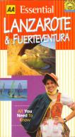 Lanzarote Fuerteventura Neuwertig 127  Seiten 2001 - Reiseführer