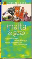 Malta Gozo Neuwertig 93 Seiten 2002 - Reiseführer