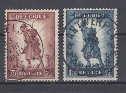 Nr 351/352, Cote = 160 € (X01592) - België