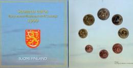 PIA - FINLANDIA - 1999 : Serie Monete Divisionale - Finlande