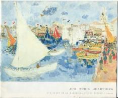 """Catalogue/Magasin/""""Aux Trois Quartiers""""/Paris/Delaporte/1959     CAT79 - Textile & Vestimentaire"""