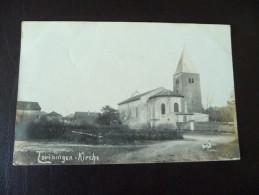 1 X Alte Foto-AK Loveningen Louvigny-Loveningen  Sammlungsauflösung - Lothringen