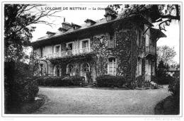 Mettray Indre Et Loire Prison Enfants Pavillon Direction 1910 état Superbe TOP - Mettray