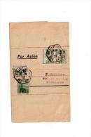 Par Avion  Ballon Le Petit Parisien  Strasbourg 1927 - Luftfahrt