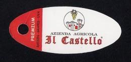 # IL CASTELLO TABLE GRAPE Type 1 Italy Fruit Tag Balise Etiqueta Anhänger Cartellino Uva Raisin Uvas Traube - Fruits & Vegetables