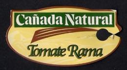 # POMODORO TOMATE RAMA CANADA Tomato Tag Balise Etiqueta Anhänger Cartellino Vegetables Gemüse Legumes Tomate Verduras - Fruits & Vegetables