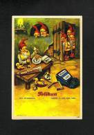 Buvard PELIKAN Num. 1925. Encre, Gnomes (Ref. 36786) - Blotters