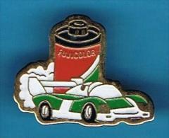 PIN´S //  ** PORSCHE 956 * 1982 * PELLICULE FUGICOLOR ** - Porsche