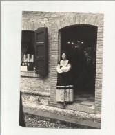 91839 FOTO FOTOGRAFIA ORIGINALE  GRAZZANO VISCONTI ANNO 1966 - Luoghi