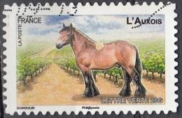 Francia, 2013 - Auxois Horse - Nr.4379 Usato° - France