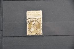 R 202 ++ BELGIUM 1905 OBP 75 USED GESTEMPELD - 1905 Grove Baard
