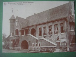 BLEHARIES Maison Commnale ( BRUNEHAUT ) ------------------------------------------------------------- Reproduction ADEPS - Brunehaut