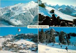 CPSM Charmey En Gruyère  L1911 - FR Fribourg