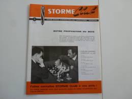 MAGAZINE FIGURINES CAFE STORME 1965 N°2 - Figurines