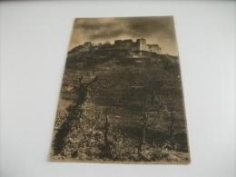 LE ROVINE DELL'ABBAZIA DI MONTECASSINO DISTRUTTA DALL'AVIAZIONE ANGLO AMERICANA 15 FEBBRAIO 1944 - Frosinone