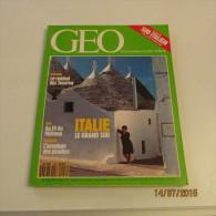 GEO N°146 (04/1991) : ITALIE, LE GRAND SUD - Géographie