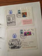 NAVIRES BATEAUX SHIP SCHIFF SEGELN VOILE KIEL ARCTIQUE COLLECTION env . 270 documents sur 128 pages