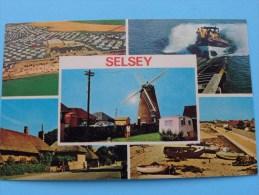 SELSEY (11505) Anno 19?? ( Zie Foto Voor Details ) !! - Chichester