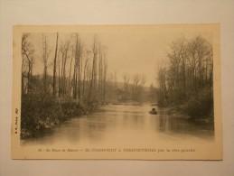 Carte Postale - LE TOUR DE MARNE (94) - De Champigny à Chennevieres Par La Rive Gauche (48/60) - Non Classificati