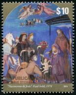 Argentina (2014) - Set -  /   Joint With Vatican - Christmas - Noel - Navidad - Natale - Weihnachten - Gezamelijke Uitgaven