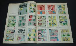 Mini Récits Spirou Du N° 1421 (277) Cabanon Rentre Tard Non Monté - Spirou Magazine