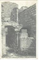 NOZEROY Entrée Principale Ruines Du Chateau  JURA CPA - Frankrijk