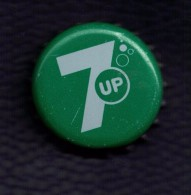 Capsule 7 UP Seven Up Madère Portugal - Soda