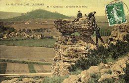 CPA   70   VESOUL---LE SABOT ET LA MOTTE---1908 - Vesoul