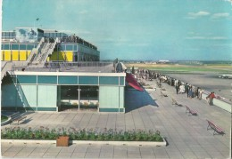 AEROPORT DE PARIS ORLY - Ls Terrasses De L'aérogare - Aerodrome