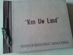 """De Beukelaar Album """"ken Uw Land"""" 64 Blz.320 Foto´s - Libros, Revistas, Cómics"""