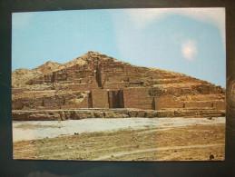 360 ARQUITECTURA ARTE MESOPOTAMICO MONUMENTO ZIGURAT POSTCARD POSTAL AÑOS 60/70 - TENGO MAS POSTALES - Monuments