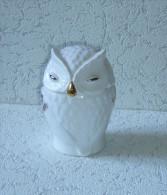 Hibou - Bonbonnière - Intacte Sans éclats - Ceramics & Pottery