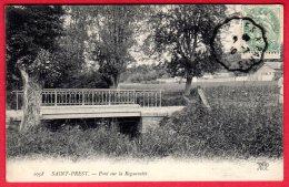 28 SAINT-PREST - Pont Sur La Roguenette - France