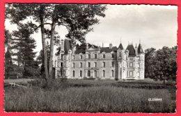 49 BAUGE - Chateau De Grésillon - Centre D'Esperanto - France